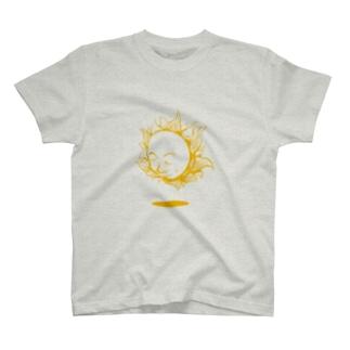 太陽さん きいろ T-shirts