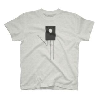トランジスタ T-shirts