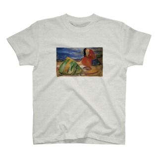 ムンク / 憂鬱 / Melancholy / Edvard Munch / 1911 T-shirts