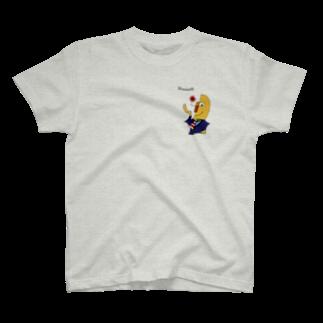 WatamushiのWatamushi 24 T-shirts