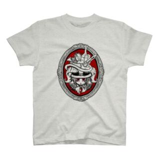 角っ子ちゃん T-shirts