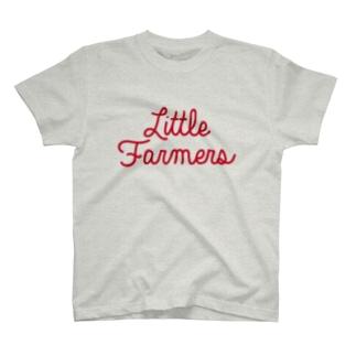 Little Farmers ロゴT T-shirts