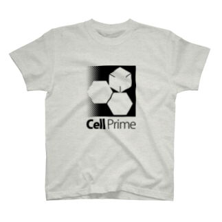 CELL PRIMEのCellPrime01 T-shirts