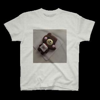 海のbear T-shirts