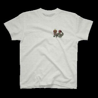 れて=レパプのDragon T-shirts
