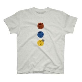 さんこいち T-shirts