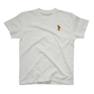 シカの手探り T-shirts