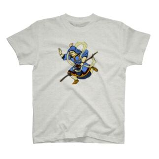 韋駄天 T-shirts