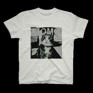 _600000006のモモ T-shirts