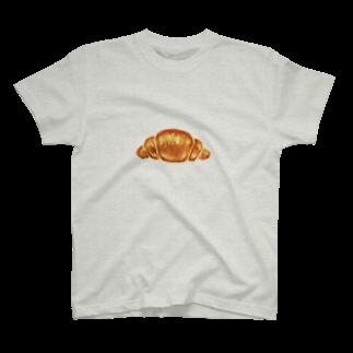 pan9211のバターロール T-shirts