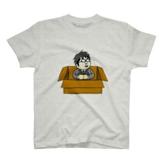 エムちのhakoiri T-shirts