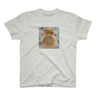テディベア風くまさん T-shirts