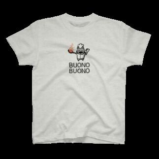 Gnyaffiti(グニャフィティー)のBUONOBUONO T-shirts