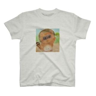 たぬき君 T-shirts