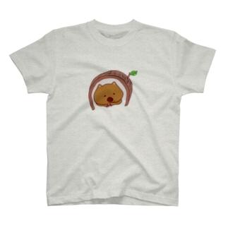 ウォンバットのTumoriちゃん T-shirts