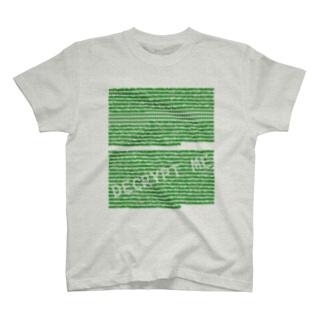 decrypt T-shirts