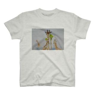 きりんのきもち T-shirts