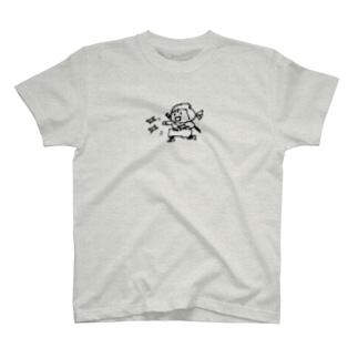 NINJA!丸さん T-shirts