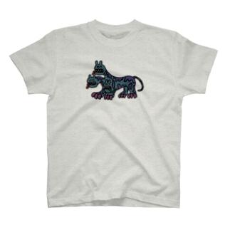 NEZILEZURE-ケルベロス- T-shirts