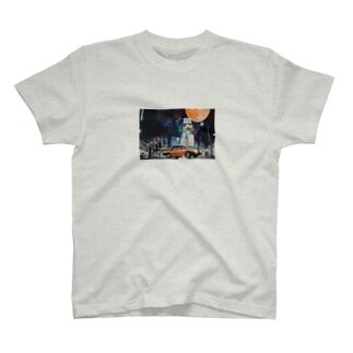 Space Drive T-shirts