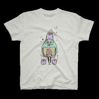 fujimaのたまご T-shirts