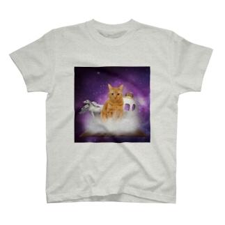 tinamagicalのanzoo T-shirts