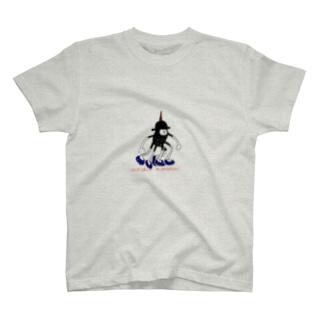 歩くイッカク T-shirts
