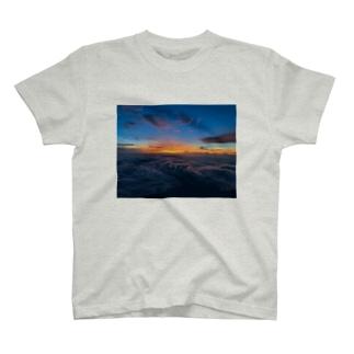 頑張った富士山 T-shirts
