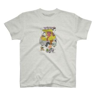 海へ行こう! T-shirts