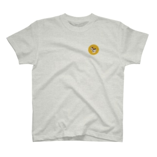 いぬころ@柴犬屋の歌川国芳のお調子者犬 T-shirts