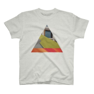 SOFT PYRAMID T-shirts