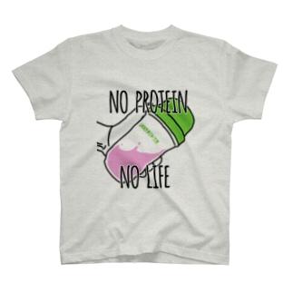 noPROTEIN T-shirts