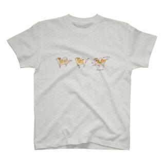 しびびシリーズ T-shirts