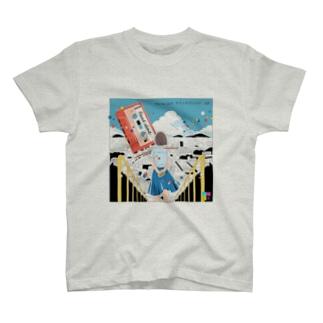 ラウンドアバウトTシャツ T-shirts