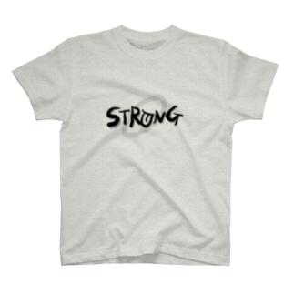 ストロング君やで‼️ T-shirts