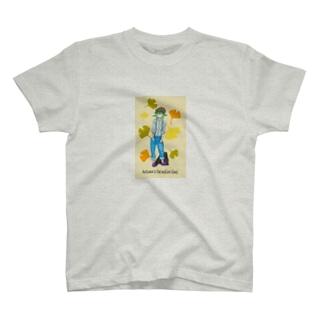 ツノT2 T-shirts