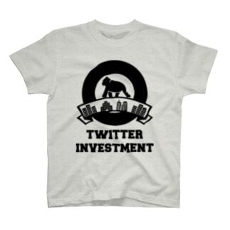 公式ロゴ(文字入り) T-shirts