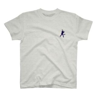 バッティングロゴ T-shirts