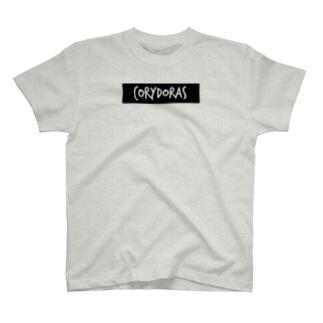 コリドラス T-shirts