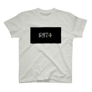 6974Tシャツ T-shirts