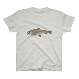 ニジマスくん T-shirts