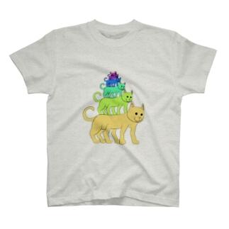 シックスセンス T-shirts