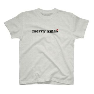 メリークリスマス T-shirts