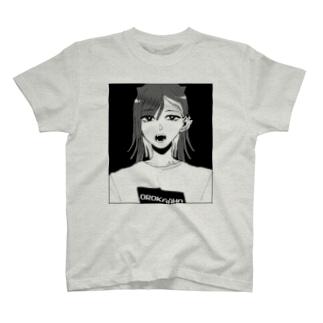 カラフルぱねこ T-shirts