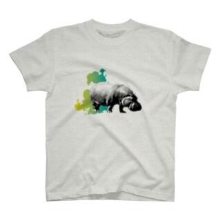 01_kaba_t T-shirts