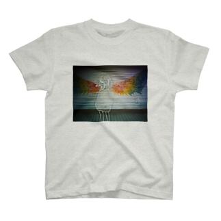 インスタ映え女子 T-shirts