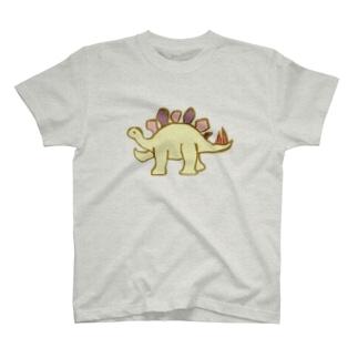 きょうりゅうステゴちゃん T-shirts