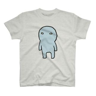 ウチウジン直立 T-shirts