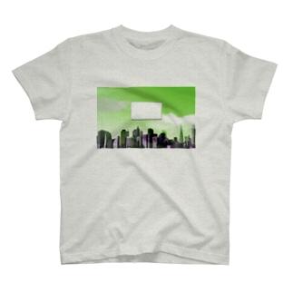 BST_giganticviewGR T-shirts