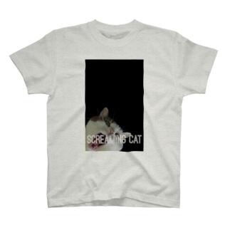 SCREAMING T-shirts
